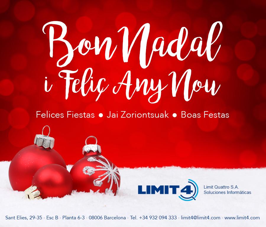 Limit4 - Bon Nadal!